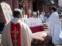 Торжество Тела и Крови Христа 2012