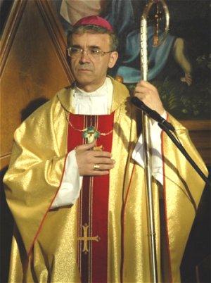 Епископ Иосиф Верт, Ординарий Преображенской епархии в Новосибирске