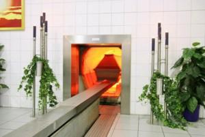 В Греции разрешена кремация